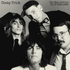 Cheap Trick - Epic Archive Vol.2 (80-83)