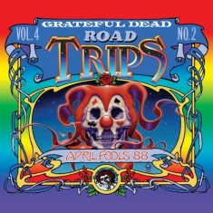 Grateful Dead - Road Trips 4 No.2 - April Fools' '8