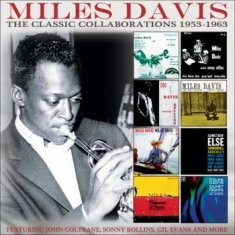 DAVIS MILES - Classic Collaborations The (4 Cd) 1