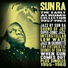 Sun Ra - Early Albums Collection The (4 Cd)