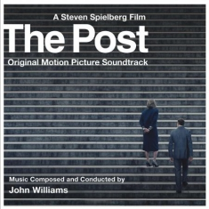 Original Soundtrack - The Post -Coloured/Hq/Insert-