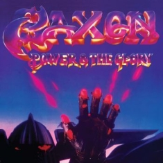 Saxon - Power & The Glory (Vinyl)