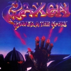 Saxon - Power & The Glory