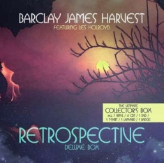 Barclay James Harvest - Retrospective Deluxe (4Cd+Dvd+Lp+++