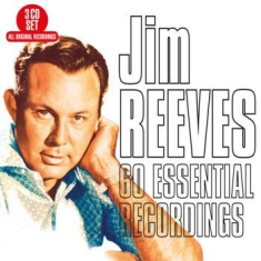 Reeves Jim - 60 Essential Recordings
