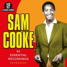 Cooke Sam - 60 Essential Recordings
