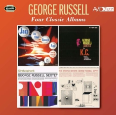 Russel George - Four Classic Albums
