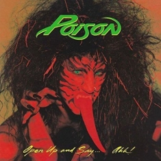 Poison - Open Up And Say... Ahh (Vinyl)