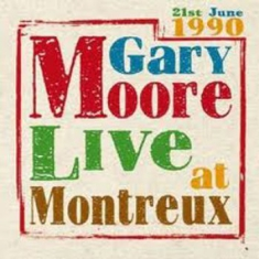 Gary Moore - Live At Montreux 1990 (2Lp+Cd)
