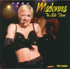 Madonna - Girlie Show: 1993 Tv Broadcast (3Lp