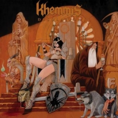 Khemmis - Desolation (Digipak)