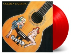 Golden Earring - Naked Ii-Coloured/Insert-