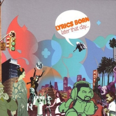 Lyrics Born - Later That Day -Rsd-