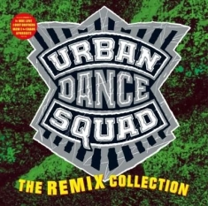 Urban Dance Squad - Remix Collection -Colour-