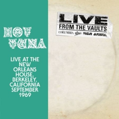 Hot Tuna - Live At The New Orleans House