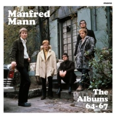 Manfred Mann - The Albums '64-67