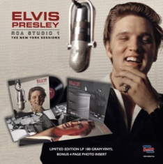 Presley Elvis - Rca Studio 1 - The New York Session