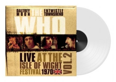Who The - Live At The Isle Of Wight Vol 2