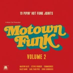 Various artists - Motown Funk Volume 2