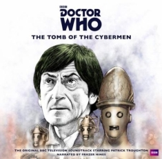 DOCTOR WHO - Tomb Of Cyberman