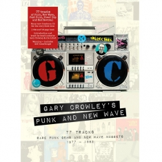 Blandade Artister - Gary Crowley's Punk And New Wave