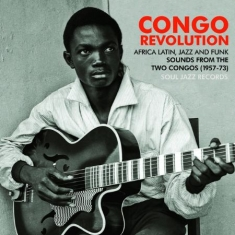 Congo Revolution - Various