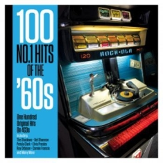 Blandade Artister - 100 No 1 Hits Of The 60\s