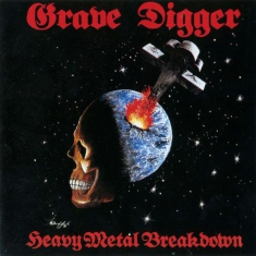 Grave Digger - Heavy Metal Breakdown (Vinyl)