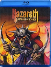 Nazareth - No Means Of Escape - Live (Br)