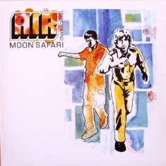 Air - Moon Safari (20th anniversary)