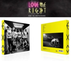 Exo - Love Me Right - Korean Version