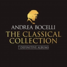 Andrea Bocelli - Complete Classical Albums (7Cd)