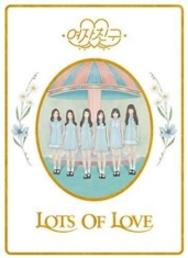 Gfriend - Lol - Lots of Love Version (CD + Book)