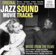 Blandade Artister - Original Jazz Movies Soundtracks