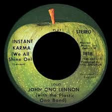 John Lennon - Instant Karma (We All Shine On )