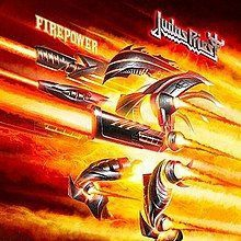 Judas Priest - Firepower (red vinyl)