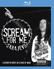 Bruce Dickinson - Scream For Me Sarajevo (Br)