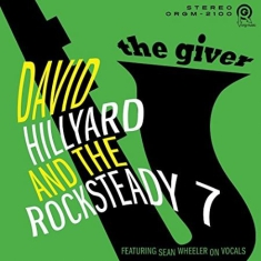 David Hillyard & The Rockstead - The Giver (Vinyl)