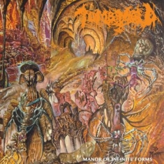 Tomb Mold - Manor Of Infinite Forms (Vinyl)