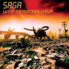 Saga - Live At The Montreal Forum 1984 (Fm