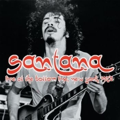 Santana - Live At The Bottom Line Ny '78