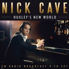 Cave Nick - Huxleys New World 2 Cd (Live 2004)