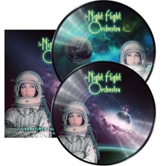 Night Flight Orchestra The - Sometimes The World Ain't Enough (2LP Pic)