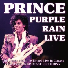 Prince - Purple Rain (Live Broadcast)