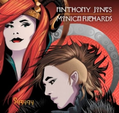 Richards Monica & Anthony Jones - Syzygy