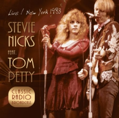 Nicks Stevie & Tom Petty - Live Ny 1983 (Fm)