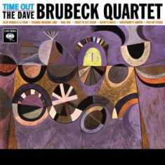Brubeck Dave -Quartet- - Time Out -Hq/Remast-