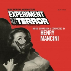 Original Soundtrack - Experiment In Terror..