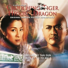 Original Soundtrack - Crouching Tiger Hidden Dragon