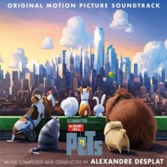 Original Soundtrack - Secret Life Of Pets